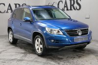 USED 2008 57 VOLKSWAGEN TIGUAN 2.0 ESCAPE TDI 5d 138 BHP BIG SPEC, VW SAT NAV WITH REVERSE CAMERA, ELECTRIC SUNROOF, PARKING SENSORS ELECTRIC TOW BAR FULL SERVICE HISTORY INCLUDING TIMING BELT, EXCELLENT CONDITION THROUGHOUT