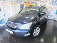 2004 LEXUS RX 3.0 300 SE-L 5d 202 BHP £3895.00