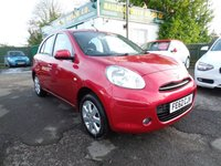 USED 2012 62 NISSAN MICRA 1.2 ACENTA 5d AUTO 79 BHP