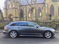 2016 AUDI A6 2.0 AVANT TDI ULTRA S LINE 5d AUTO 188 BHP £17995.00
