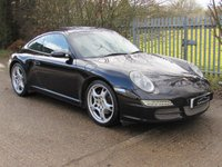 2006 PORSCHE 911 997 3.6 CARRERA 2 MANUAL 2d 325 BHP  £26995.00