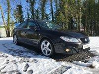 2011 SEAT EXEO 2.0 SPORT TECH CR TDI 4d 141 BHP £SOLD