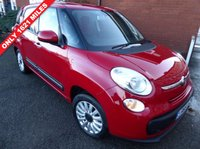 2016 FIAT 500L MPW 1.2 MULTIJET POP STAR DUALOGIC 5d AUTO 95 BHP 7 SEATER £10585.00