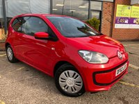 2013 VOLKSWAGEN UP 1.0 MOVE UP BLUEMOTION TECHNOLOGY 3d 59 BHP £4595.00