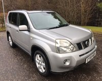 USED 2008 58 NISSAN X-TRAIL 2.0DCI  SPORT EXPEDITION 4x4 5dr 148 BHP 6 MONTHS PARTS+ LABOUR WARRANTY+AA COVER
