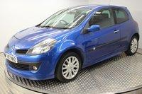 2007 RENAULT CLIO}