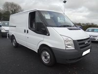 2012 FORD TRANSIT 330 MWB Low Roof 2.2Tdci 125Ps £7995.00