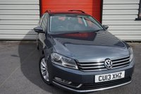 2013 VOLKSWAGEN PASSAT 1.6 HIGHLINE TDI BLUEMOTION TECHNOLOGY 5d 104 BHP £6690.00