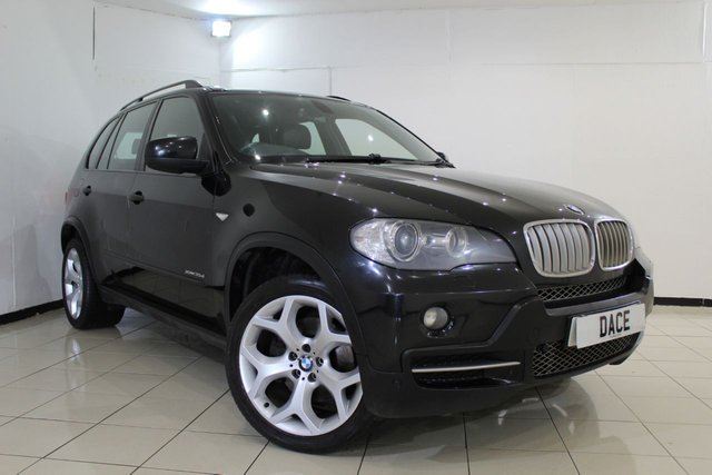 View our 2009 59 BMW X5 3.0 XDRIVE35D SE 5DR AUTOMATIC 282 BHP