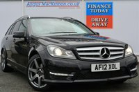 USED 2012 12 MERCEDES-BENZ C CLASS 2.1 C220 CDI BLUEEFFICIENCY SPORT 5d 168 BHP ONE FORMER KEEPER
