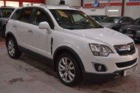 2012 VAUXHALL ANTARA 2.2 SE CDTI 5d AUTO 161 BHP £8800.00