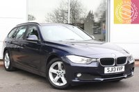 USED 2013 13 BMW 3 SERIES 2.0 318D SE TOURING 5d 141 BHP