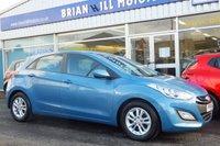 2015 HYUNDAI I30 1.6 CRDi ACTIVE BLUE DRIVE 5dr £9895.00