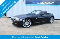 USED 2006 06 BMW Z4 2.0 Z4 SPORT ROADSTER 2d 148 BHP