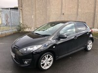 USED 2010 60 MAZDA 2 1.3 TAKUYA 5d 74 BHP £96 Deposit and £96 Per Month
