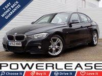 2013 BMW 3 SERIES 2.0 320D M SPORT 4d 181 BHP £12380.00