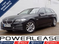 2013 BMW 5 SERIES 2.0 520D SE TOURING 5d 181 BHP £11949.00