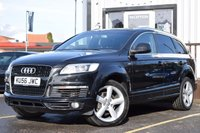 USED 2006 56 AUDI Q7 3.0 TDI QUATTRO S LINE 5d AUTO 234 BHP Serviced and new Mot on sale, Superb condition, Loads of room/storage space, over £6000 of optional extras