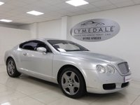 USED 2005 H BENTLEY CONTINENTAL 6.0 GT 2d AUTO 550 BHP