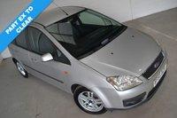 2007 FORD C-MAX 1.8 C-MAX ZETEC 5d 125 BHP £2250.00