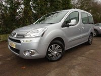 2015 CITROEN BERLINGO MULTISPACE