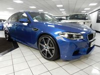 2015 BMW M5 4.4 M5 COMPETITION PACK DCT 570 BHP £40950.00