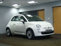 USED 2011 11 FIAT 500 1.2 LOUNGE 3d 69 BHP PANORAMIC ROOF ++++++DEPOSIT RECEIVED+++++