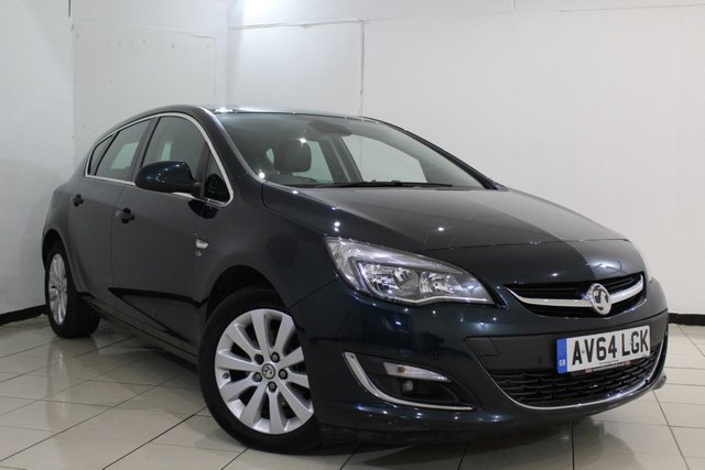 View our 2014 64 VAUXHALL ASTRA 2.0 ELITE CDTI S/S 5DR 163 BHP