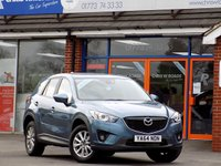 USED 2015 64 MAZDA CX-5 2.2 D SE-L NAV 5dr (150) *ONLY 9.9% APR with FREE Servicing*
