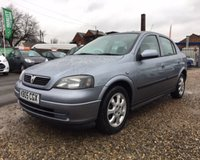 2005 VAUXHALL ASTRA 1.4 ENJOY 16V 5d  £SOLD