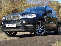 USED 2013 13 BMW X5 3.0 XDRIVE40D SE 5d AUTO 302 BHP