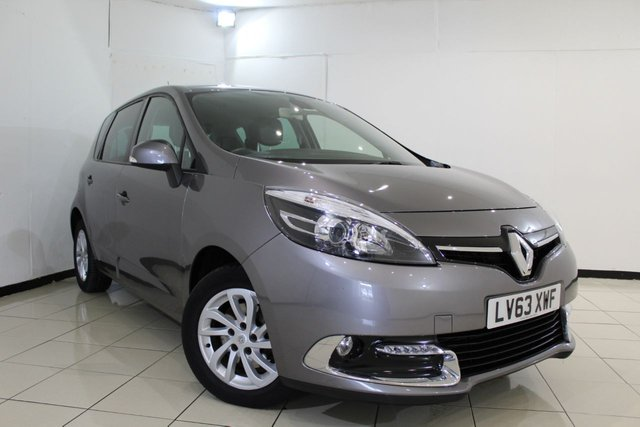 View our 2013 63 RENAULT SCENIC 1.5 DYNAMIQUE TOMTOM ENERGY DCI S/S 5DR 110 BHP