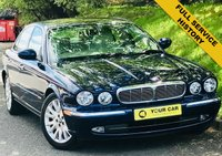 USED 2003 53 JAGUAR XJ 3.0 V6 SE 4d AUTO 240 BHP ANY INSPECTION WELCOME ---- ALWAYS SERVICED ON TIME EVERY TIME AND SERVICED MAINLY BY SAME DEALERSHIP THROUGHOUT ITS LIFE,NO EXPENSE SPARED, KEPT TO A VERY HIGH STANDARD THROUGHOUT ITS LIFE, A REAL TRIBUTE TO ITS PREVIOUS OWNER, LOOKS AND DRIVES REALLY NICE IMMACULATE CONDITION THROUGHOUT, MUST BE SEEN FOR THE PRICE BARGAIN BE QUICK, 6 MONTHS WARRANTY AVAILABLE,DEALER FACILITIES,WARRANTY,FINANCE,PART EX,FIRST TO SEE WILL BUY BARGAIN