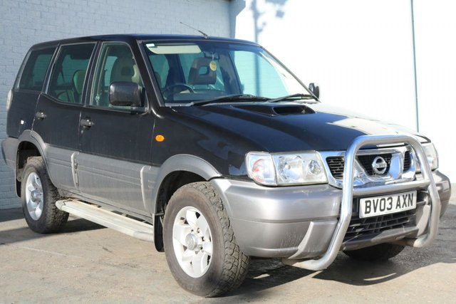 View our NISSAN TERRANO II