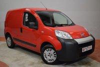 2012 FIAT FIORINO 1.2 16V MULTIJET 1d 75 BHP £4490.00