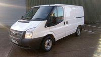 USED 2012 62 FORD TRANSIT 2.2 300 LR 1d 99 BHP SWB 1 OWNER F/S/H 2 KEYS \ FREE 12 MONTHS WARRANTY COVER ////