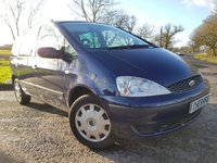 USED 2004 04 FORD GALAXY 2.3 LX 16V 5d AUTO 8 SEATS