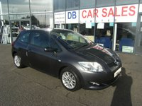 USED 2007 57 TOYOTA AURIS 1.6 TR VVT-I MM 3d AUTO 122 BHP £0 DEPOSIT, DRIVE AWAY TODAY!!