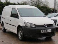 2014 VOLKSWAGEN CADDY MAXI