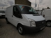 2012 FORD TRANSIT 100T 300 2.2TDCi SWB LOW ROOF  FULLY FITTED WORKSHOP VAN WITH STOP-START £7995.00