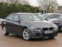 2014 BMW 3 SERIES 3.0 330D XDRIVE M SPORT 4d AUTO 255 BHP £16495.00