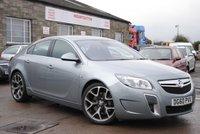 2010 VAUXHALL INSIGNIA 2.8 VXR NAV TURBO 4X4 5d 320 BHP £11475.00