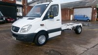 2013 MERCEDES-BENZ SPRINTER 2.1 313 CDI C/C MWB 1d 129 BHP 1 OWNER F/S/H IN HOUSE \ FREE 12 MONTHS WARRANTY COVER //// £5990.00