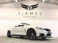 2015 BMW 4 SERIES 3.0 435D XDRIVE M SPORT 2d AUTO 309 BHP £25490.00