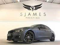2015 BMW 3 SERIES 3.0 335D XDRIVE M SPORT 4d AUTO 308 BHP £21490.00