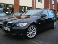 USED 2008 08 BMW 3 SERIES 2.0 320D EDITION SE TOURING 5d 174 BHP