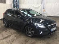 USED 2014 64 VOLVO V40 1.6 D2 CROSS COUNTRY LUX 5d AUTO 113 BHP