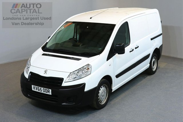 2015 65 PEUGEOT EXPERT 1.6 HDI 1000 L1H1 PROFESSIONAL 6d 90 BHP A/C POWER WINDOWS, MIRRORS ONE OWNER FROM NEW