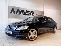 USED 2013 MERCEDES-BENZ S CLASS 3.0 S350 CDI BlueTEC AMG Line L 7G-Tronic Plus 4dr **THIS CAR IS NOW SOLD**