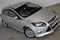 2014 FORD FOCUS 1.6 ZETEC S TDCI 5d 113 BHP £8490.00